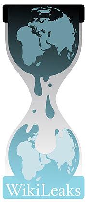 Logo de 'WikiLeaks'.