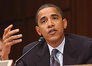 Barack Obama anunció mediante un vídeo su candidatura. (Foto: AP)