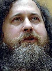 Stallman, el pasado año en San Sebastián. (Foto: EFE)