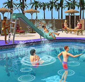 Captura de 'Los Sims 2 y las Cuatro Estaciones'. (Foto: Electronic Arts)