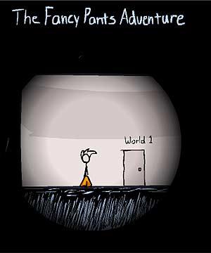 Pantalla de 'The Fancy Pants Adventures', uno de los más jugados.
