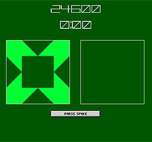 Pantalla de 'Understanding Games: Episode 3', puzzles contrarreloj.