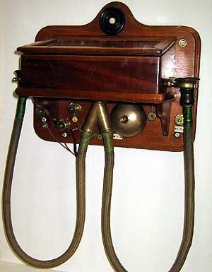 El teléfono Gower-Bell de la Fundación Telefónica.