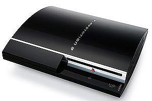 Imagen de la PS3 de 60Gb