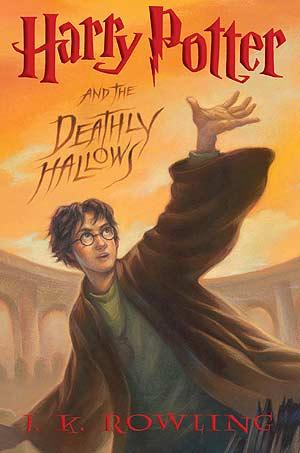 Portada del último libro de la saga 'Harry Potter'. (Foto: AP)