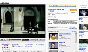 Youtube es otra vuelta de tuerca en los canales de publicidad de Internet. (Foto: ELMUNDO.ES)
