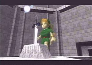 Con 'Ocarina of Time', de 1998 para Nintendo 64, la saga dio el salto a las 3D. (Foto: Nintendo)