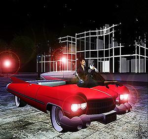 Imagen de una de las comunidades de Second Life.
