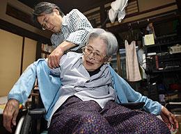 La asistencia a los ancianos en Japón adquiere importancia creciente, al ser el país más envejecido del mundo. (Foto: REUTERS)