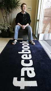 Mark Zuckerberg, cofundador de Facebook. (Foto: RFEUTERS)