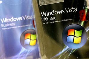 Imagen de diferentes ediciones de Windows Vista. (Foto: AP)