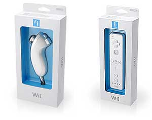 Mandos de la Wii.