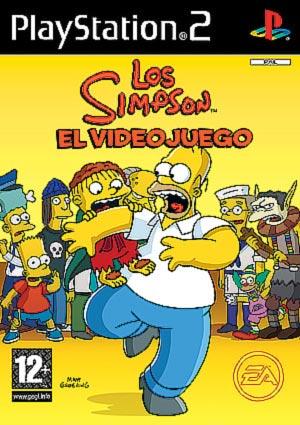 Carátula de 'Los Simpson: El videojuego'. (Foto: Electronic Arts)