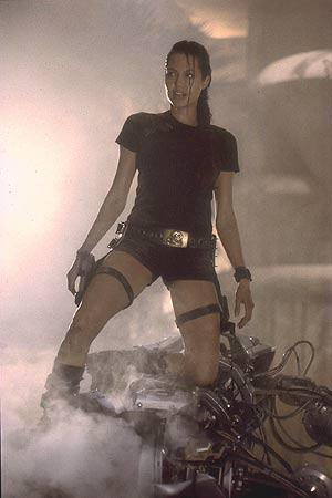 Angelina Jolie fue la Lara Croft más famosa. (Foto: AP)