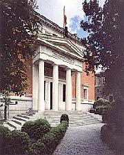 Sede de la RAE en Madrid. (Foto: RAE)