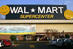 Un Wal-Mart en Ciudad de México. (Foto: EFE)