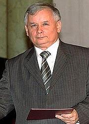 Jaroslaw Kaczynski. (Foto: AP)