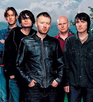 El grupo Radiohead. (Foto: AP)