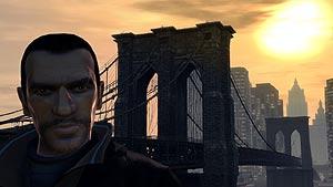 El protagonista, Niko Bellic, un inmigrante de la Europa del Este. (Foto: RockStar)