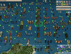 Unas decenas de los cientos de unidades nuevas del 'pack' Overlord 2. (Captura: Overlord 2)