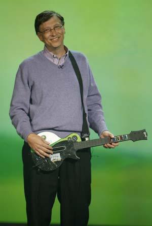 Bill Gates, el pasado mes de enero en el Show Electrónico de Las Vegas. (Foto: EFE)