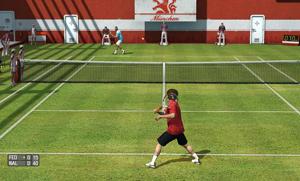 El juego incluye todo tipo de pistas, desde tierra batida y hierba a canchas cubiertas. (Foto: 2K Sports)