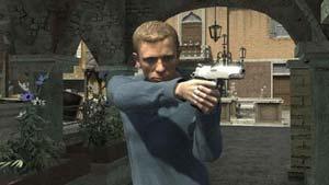 Daniel Craig en una captura del videojuego. (Foto: OTR/PRESS)