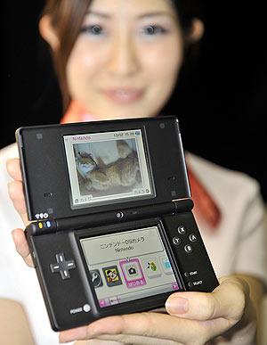 Presentación de la nueva consola de Nintendo. (Foto: AFP)