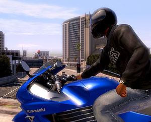 Las motos también son protagonistas del juego. (Foto: Rockstar San Diego)