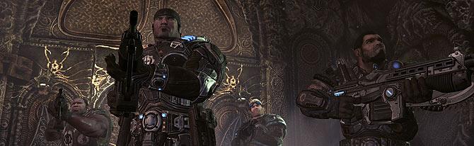 El pelotón Delta, protagonista del juego. (Foto: Microsoft)
