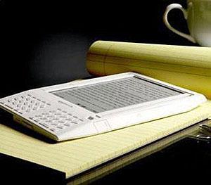 El Kindle de Amazon. (Foto: OTR)