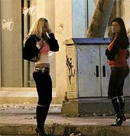 prostitutas negras en barcelona prostitutas en playa de aro
