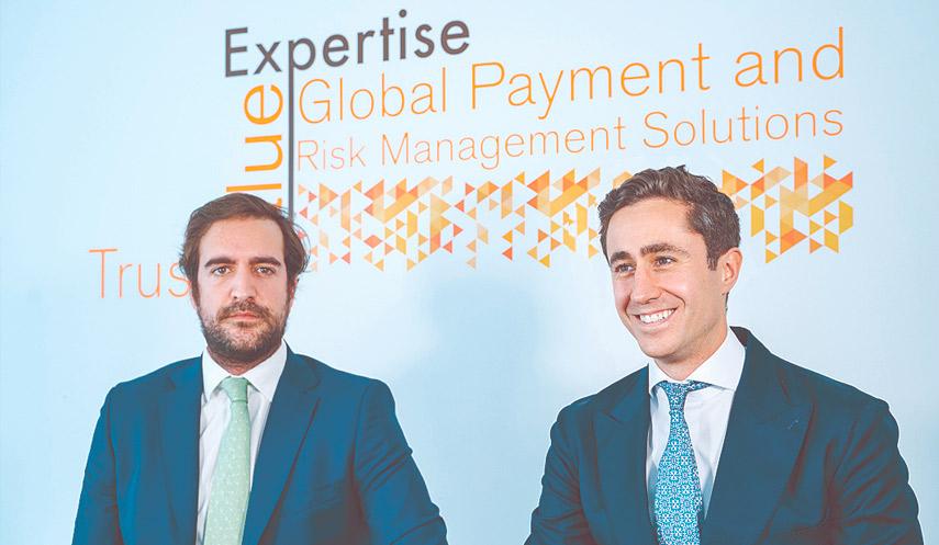 Fernando Cid Cárdenas, Director de AFEX España y Roberto del Diego Monedero, Director del Departamento de Opciones para AFEX España