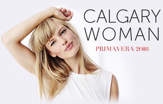 CALGARY WOMAN PRIMAVERA 2016