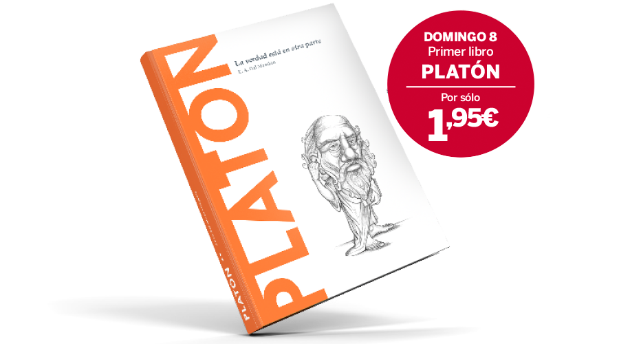 Priera entrega Platón