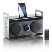 Altavoces Vieta para iPod  con Radio FM y USB