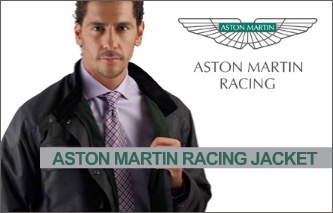 ASTON MARTIN RACING JACKET