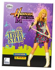 Álbum y cromos de Hannah Montana  la película