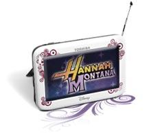 TV MEDIA PLAYER TOSHIBA DE  HANNAH MONTANA