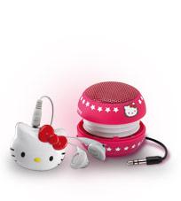 MUSIC PACK HELLO KITTY