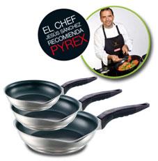 Sartenes Pyrex Chef
