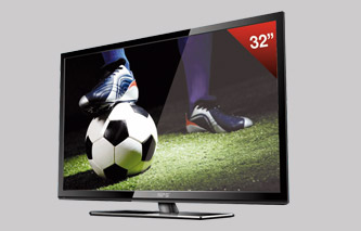 TELEVISOR LED 32'' TDT HD