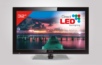 TELEVISOR NPG 32 DIRECT-LED