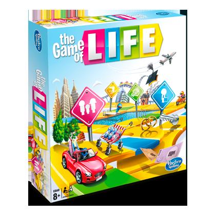 Juego de viaje GAME OF LIFE