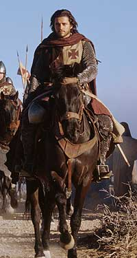 """""""El reino de los cielos"""" lleva al cine el mundo de las Cruzadas."""