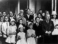 """Entrañable saga. Secuencia de la película """"La gran familia"""" (1962)."""