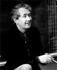 Docente. Imagen del escritor en los años 70, durante su etapa de profesor de instituto.