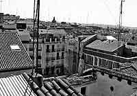 Vista general del madrileño barrio de Lavapiés. / PEDRO CARRERO
