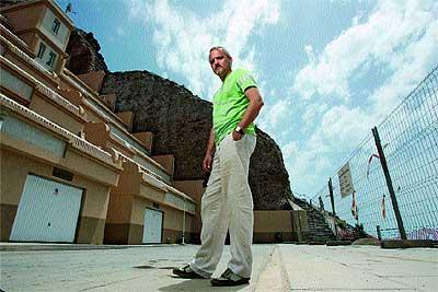 """Jordi Rebellón, el doctor Vilches de """"Hospital Central"""""""