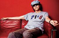 Sir Bob Geldof, el 1 de julio, momentos antes del concierto / CHEMA CONESA